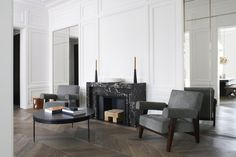 Image result for joseph dirand paris apartment