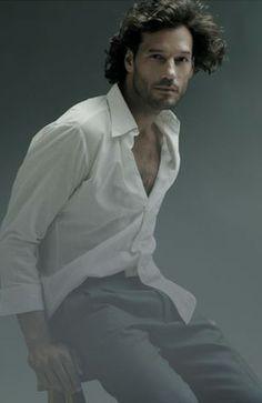 Natalio Simionato, model, & chef from Argentina, via Italian heritage.