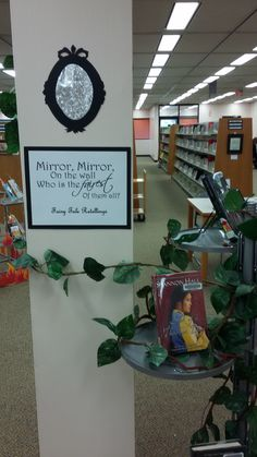 Fairy Tale Library Display
