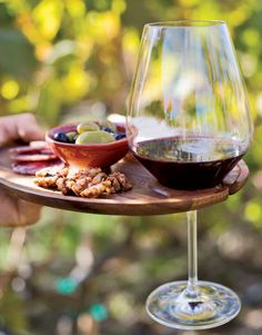 Napa Valley chef Michael Chiarello hosts a gourmet day-after Thanksgiving party for friends and family — in the midst of his vineyard. Food Inspiration, Garden Inspiration, Water Pictures, Thanksgiving Parties, Balloon Rides, Farm Gardens, Napa Valley, Outdoor Entertaining, Red Wine
