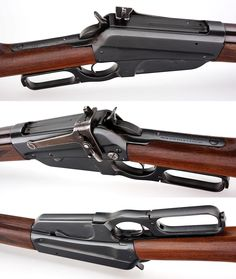 WINCHESTER MODEL 1895 - LEVER CARBINE .30 US (30-40 KRAG) 1913 C&R OK Winchester 1895, Winchester Firearms, Weapons Guns, Guns And Ammo, Lever Action Rifles, Custom Guns, Fire Powers, Hunting Rifles, Cool Guns