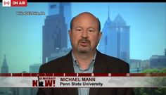 "MichaelEMann: ""It isn't a coincidence that we've seen the strongest hurricane in both hemispheres within the last year"" #HurricaneMatthew ...  Democracy Now! ‏@democracynow"