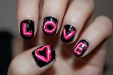 The last time I did Valentines day nails was in 2015 and that is just... not ok. I haven't had much of my nail art mojo recently so I t...