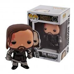 Game of Thrones Pop! Television The Hound Figurine