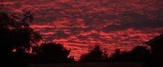 https://flic.kr/p/MEnFQM | RED SKY AT NIGHT 3 | Night Sky over Erdington
