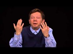 Eckhart Tolle: I worry about enlightenment & relating to others. On saying no to children in a non-aggressive, non-confrontational way.