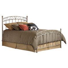 Ellsworth Metal Bed