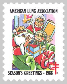 Gallery (1980-1989) - American Lung Association | Christmas Seals