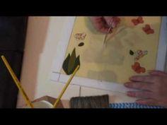 PATCHWORK NO ISOPOR (EMBUTIDO) - 9 - FUNDO INTEIRIÇO - COM LU HERINGER - YouTube
