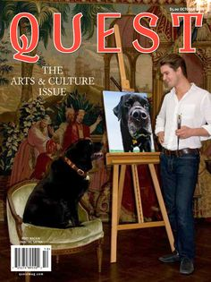 Quest Cover Article