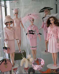 Retro Barbies - fun!!