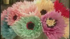 Resultado de imagen para CREPE FLOWERS