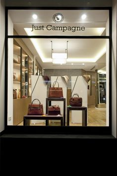 French accessories brand Just Campagne has recently opened a new store in the Belgian capital at 30, Chaussée de Charleroi, Brussels.