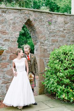The Gibsons // creative wedding photographers glasgow // photographers scotland // natural wedding photographers // tweed tartan suit // Shieldhill castle // fine art wedding photographers Scotland // romantic photographers Scotland