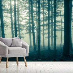 Search Results | Wallsauce AU Tree Murals, Wall Murals, Forest Wallpaper, Wall Wallpaper, Forest Mural, Foggy Forest, Library Images, Mists, Search