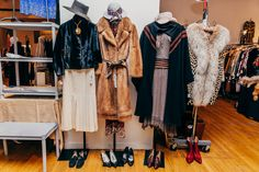 Via Racked: Good rundown of how to clean vintage clothing and accessories. I want to wear everything in that picture.