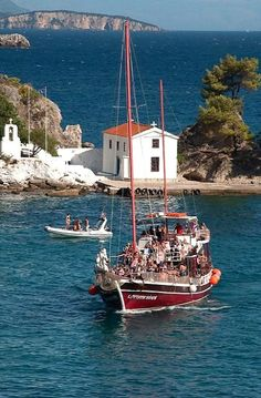 Parga in Preveza, Epirus, Greece | by kgiavrou