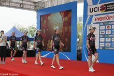 Na Kitajskem otoku Chongmingse jepričela tri dnevna dirka ženskega world toura, Tour of Chongming Island.