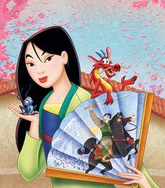 144 Meilleures Images Du Tableau Mulan Disney Princesses Walt