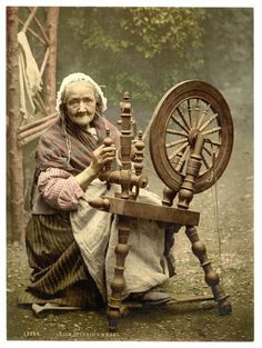 Some ancestors of Granny Women in Appalachian regions come from Northern Ireland, Scotland,and Wales. Let's step through a door to the past and take a look at some of their ancient healing practices,