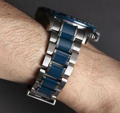 Seiko Astron GPS Solar Dual Time Watch Review   aBlogtoWatch Gadget Watches, Cool Watches, Cheap Watches, Men's Watches, Gold Watches Women, Watches For Men, Seiko Sportura, Herren Chronograph, Bluetooth Watch