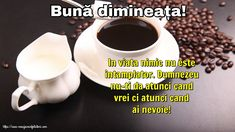 Bună dimineața! Messages, Tableware, Bom Dia, Dinnerware, Tablewares, Text Posts, Dishes, Place Settings