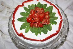 Ruokasurffausta: Kreikkalainen kasvisvoileipäkakku Pudding, Baking, Cake, Desserts, Food, Bread Making, Pie Cake, Meal, Patisserie