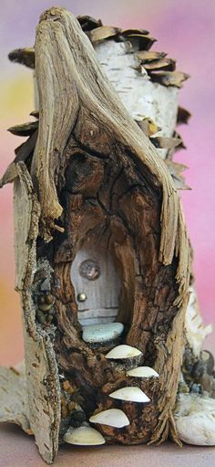 Cute Fairy House . .