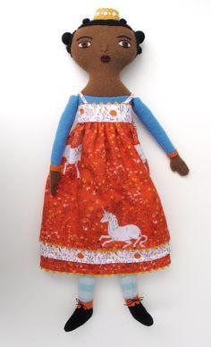 Doll by Mimi Kirchner