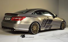 PRIOR-DESIGN PD Aerodynamic-Kit for Mercedes E-Classe Coupe [C207] - PRIOR-DESIGN Exclusive Tuning