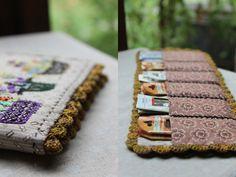 Needle case - crochet edge | Facile Cecile