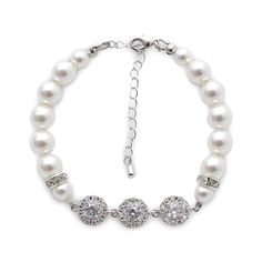 Shop online for bridal & wedding jewellery at Poetry Designs in Australia. Bridal earrings, necklaces, bracelets and more! Wedding Bracelet, Wedding Jewelry, Pearl Bracelet, Beaded Necklace, Crystal Wedding, Bridal Earrings, Bridal Accessories, Poetry, Rose Gold