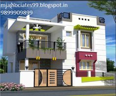 Turn Your Uppal House into an Entertainment Zone is part of Small house elevation design - House Front Wall Design, Single Floor House Design, Two Story House Design, Best Modern House Design, Duplex House Plans, Bungalow House Design, Small House Design, Indian House Plans, House Design Pictures