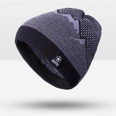 3a0c47e8d40 Warm Fashion Winter Hat For Men - Black