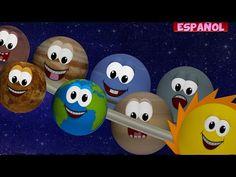 El Sistema Solar   Videos Educativos para Niños - YouTube