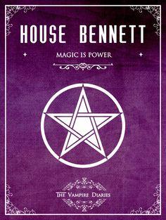 House Bennett - Magic is Power