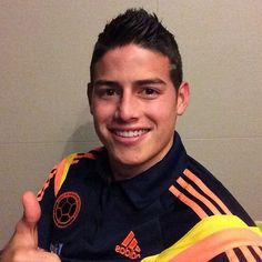 25 Reasons Colombia's James Rodríguez Should Be Your Favorite Person Ever