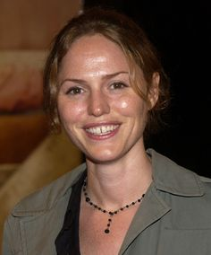 Jorja Fox at an event for Monte Walsh (2003)