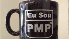 "Caneca ""Eu sou PMP®"" PM Tech"