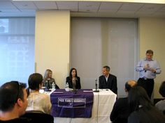 Social Media Strategies for Business and Career: Hosted by NYU SHRM and featuring Jason Seiden (AJAX Workforce Marketing), Carisa Miklusak (tMedia) and Naysa Mishler (LinkedIn). Co-sponsored by Graduate Programs in Business and NYU Stern MBA clubs, including PR League, MSSA, IMA & PTLF & SCorp.