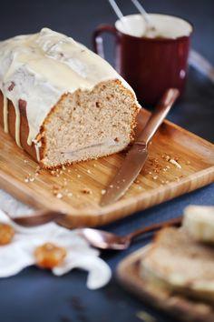 Gâteau moelleux au sirop d'érable et farine de châtaigne