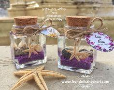 Jel mum bebek hediyelikleri Candle Wedding Favors, Wedding Gifts For Guests, Engagement Decorations, Wedding Decorations, Gel Candles, Diy And Crafts, Paper Crafts, Miniature Bottles, So Creative