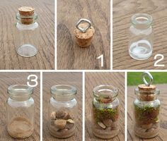 Terrarium Pendants on the Cheap! - Dream a Little Bigger