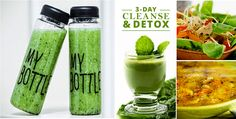 The body detox shouldn't scare you, because if it is done right it signifies diet that is rich in whole foods.