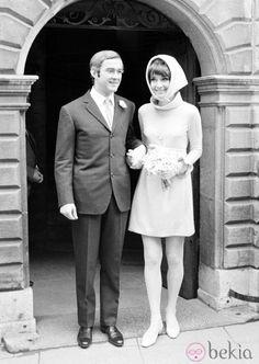 Audrey Hepurn and husband Andrea Dotti