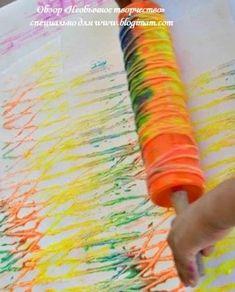 Необычные идеи для творчества с детьми