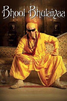 Watch->> Bhool Bhulaiyaa 2007 Full - Movie Online