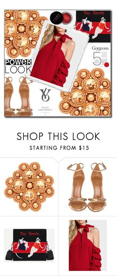 """""""Etsy Shop By Yulia Logvinova"""" by fatimka-becirovic ❤ liked on Polyvore featuring Aquazzura and Concrete Minerals"""