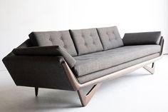 Mid Century Modern Design Craft Associates Sofa by CraftAssociates