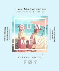 // COMMUNICATION 2016 SUIVEZ NOUS // Les Madeleines / réseaux sociaux https://www.facebook.com/atelierlesmadeleines/?fref=ts